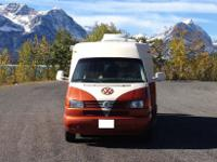 Hard to find, last model year for 2005 VW/Winnebago
