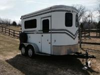 TRAILER FOR SALE 2005 Windsor Kingston Trailer 2 Horse