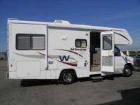 Description Make: Winnebago Mileage: 23,019 miles Year: