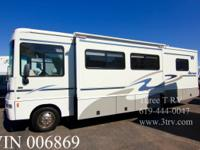 Like new coach with only 5,427 ORIGINAL MILES!! Ford