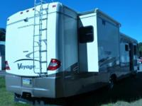 This immaculate, garaged RV has been pampered since
