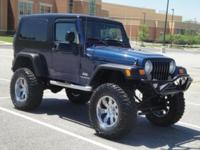 2005 Jeep Wrangler Unlimited Sport Utility 2D.Patriot