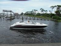 Very nice 2005 Yamaha 230SX. It has twin engines that