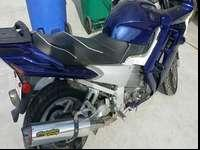 You are looking at a 2005 Yamaha FJR1300 Excellent
