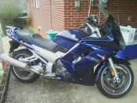 Description Make: Yamaha Model: FJR 1,300 Mileage: