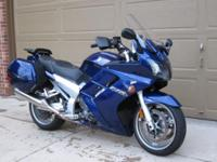 Description Make: Yamaha Model: FJR ABS Mileage: 18,577
