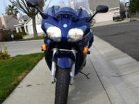Year: 2005 Exterior Color: Cobalt BlueMake: Yamaha