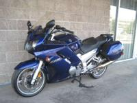 2005 Yamaha FJR1300 (ABS) Super Clean Low low miles and