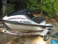 I HAVE A 2005 YAMAHA FX1100D FOR SALE IT HAS EXACTLY