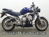 2005 Yamaha FZ6 with 5,855 Miles This is a nice clean