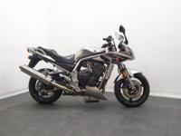 2005 Yamaha FZS10 with 15,190 Miles. This is a great