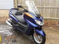 Yamaha Majesty 400cc Motorbike. Interstate lawful,
