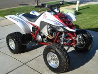 For Sale!!! 2005 Yamaha Raptor 660R - Very clean and