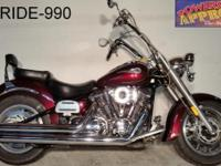2005 Yamaha Road Star 1700 motorcycle for sale with ape