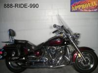 2005 Yamaha Road Star 1700 Silverado for sale just $99