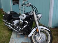 2005 Yamaha Road Star Excellent condition. 5622 miles.