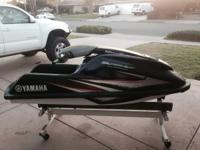 Clean 2005 yamaha superjet, just rebuilt the carbs,