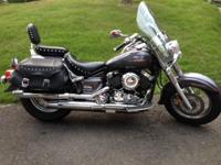 EXCELLENT CONDITION, CLEAN AND READY TO RIDE, VSTAR 650