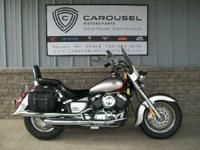 Motorcycles Cruiser 7751 PSN . It's a brawny
