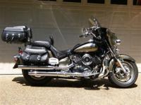 2005 Yamaha V-Star Classic/Silverado 1100cc 12,464