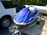 This 2005 Waverunner is for Yamaha aficionados the