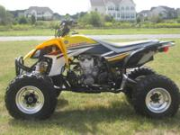 I am selling my 2005 YFZ 450. I am asking $3,355.00 But