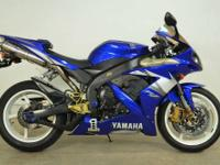 50th Anniversary Edition! Great looking 2005 Yamaha R1