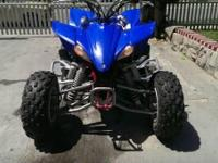 Motivated Seller - I'm am selling my quad. I hate to