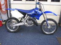 This is a 2005 YZ 125. It is the original engine and