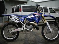 Make: Yamaha Year: 2005 Condition: Used Exterior Color: