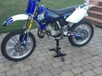 I have a 2005 yz125 looking to get $2500firm for it
