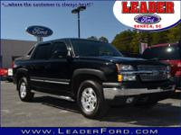*** 2005 *** Chevrolet Silverado Z71 OFF ROAD - (RED)