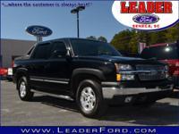*** 2005 *** Chevrolet Silverado Z71 OFF ROAD - (RED)