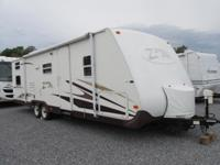 2005 Zeppelin by Keystone design 291. This camper is