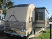2005 Alfa See Ya Founder Class A Motor Home with two