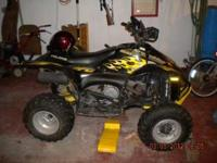 2004 ATV 4x4..500cc..Runs great...Very good condition