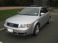 I am selling this Audi for a client of mine. 1 owner,