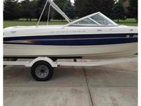 2005 Bayliner 185 for sale...only had boat about a