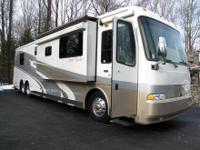 2005 Beaver Patriot Thunder 40? Triple Slide Out, This