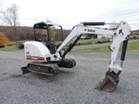 2005 Bobcat 331 G Rubber Track Mini Excavator ONLY 2813