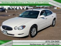 Exterior Color: white, Body: Sedan, Engine: 3.8L V6 12V