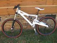 I have a mint condition 2005 Cannondale Prophet with a