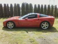 2005 Chevrolet Corvette Sport This is an extremly sweet