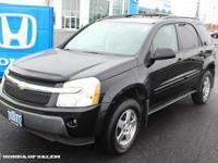 2005 CHEVROLET EQUINOX LS Our Location is: Honda of