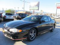 2005 Chevy Monte Carlo SS with 112K miles. This Monte