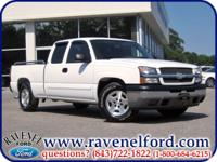 Options Included: 2005 Chevrolet Silverado 1500 LS **