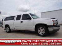 This is one Super Sharp Chevy Silverado 2WD and a Great
