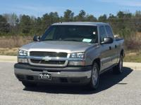 Options:  2005 Chevrolet Silverado 1500 Crew Cab 143.5