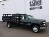 Great Running Stakebed Truck With only 28K Miles.