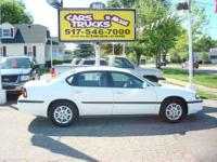Brand New Tires on this 2005 Chevy Impala ! Priced